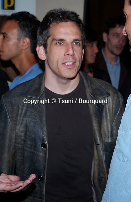 Ben Stiller arriving at the premiere of the Good Girl at the Pacific Theatre in Hollywood, Los Angeles. June 29, 2002.           -            StillerBen01.jpg