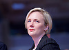 Labour Leadership <br /> Conference <br /> at The QE Conference Centre, Westminster, London, Great Britain <br /> 12th September 2015 <br /> <br /> <br /> Stella Creasy <br /> deputy leadership candidate as she realised that she had not won <br /> <br /> <br /> Photograph by Elliott Franks <br /> Image licensed to Elliott Franks Photography Services