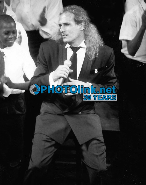 Michael Bolton 1995<br /> Photo By John Barrett/PHOTOlink