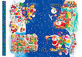 Alfredo, CHRISTMAS SANTA, SNOWMAN, decoupage, paintings(BRTOD1104,#X#,#DP#) Weihnachten, Navidad, illustrations, pinturas
