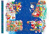 Alfredo, CHRISTMAS SANTA, SNOWMAN, decoupage, paintings(BRTOD1104,#X#,#DP#) Weihnachten, Navidad, illustrations, pinturas