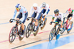 Lindsay De Vylder of Belgium competes on the Men's Omnium Tempo Race 10km during the 2017 UCI Track Cycling World Championships on 15 April 2017, in Hong Kong Velodrome, Hong Kong, China. Photo by Marcio Rodrigo Machado / Power Sport Images