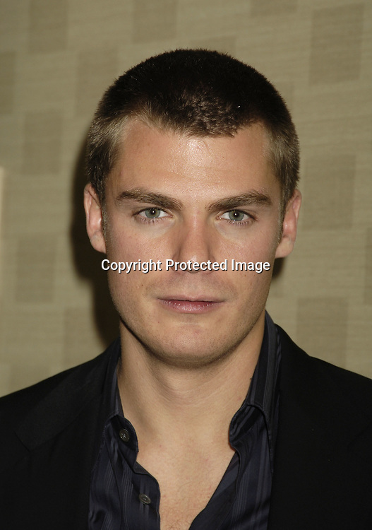 """Jeff Branson of All My Children ..at """" An Intimate Evening with Your Favorite Daytime and Broadway Stars"""" benefitting The Jane Elissa/ Charlotte Meyers Endowment Fund for Leukemia/Lymphoma Research on October 24, 2005 at The Marriott Marquis Hotel. ..Photo by Robin Platzer, Twin Images"""