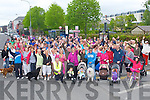 KERRY HOSPICE FOUNDATION: The very large crowd who took part in the Kerry Hospice Foundation Good Friday Walk at the Brandon hotel,Tralee on Friday.