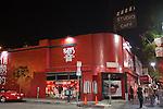 Geisha House Restaurant on Hollywood Blvd in Hollywood, Los Angeles, CA