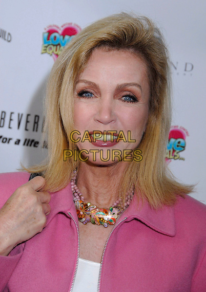 "DONNA MILLS.The Screen Actors Guild Foundation and Zimand Entertainment host prize-winning ceremony for Los Angeles Children's ""Love Equals"" writing contest held at the Beverly Center, 8th Floor Food Court, ,Los Angeles, USA, 14 February 2007..portrait headshot.CAP/ADM/GB.©Gary Boas/AdMedia/Capital Pictures."
