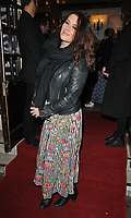 Kate Magowan at the &quot;Betrayal&quot; play press night, The Harold Pinter Theatre, Panton Street, London, England, UK, on Wednesday 13th March 2019.<br /> CAP/CAN<br /> &copy;CAN/Capital Pictures