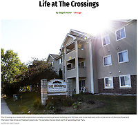 The Crossings Apartments in Madison, Wisconsin on 9/28/17 | CT cover photo with feature story 10/4/17 and online at http://host.madison.com/ct/news/local/govt-and-politics/life-at-the-crossings/article_bac4c4e9-7658-5ff9-a4a4-3e8c55592dc1.html