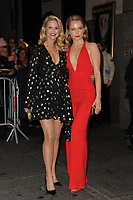 www.acepixs.com<br /> April 19, 2017 New York City<br /> <br /> Christie Brinkley and Sailor Lee Brinkley Cook was seen arriving to the Harper's Bazaar 150th Anniversary celebration at the Rainbow Room on April 19, 2017 in New York City.<br /> <br /> Credit: Kristin Callahan/ACE Pictures<br /> <br /> Tel: (646) 769 0430<br /> e-mail: info@acepixs.com