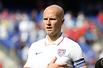 18 July 2015: Michael Bradley (USA). The United States Men's National Team played the Cuba Men's National Team at M&T Bank Stadium in Baltimore, Maryland in a 2015 CONCACAF Gold Cup quarterfinal match. The U.S. won the game 6-0.