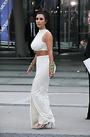 NEW YORK, NY June  04, 2018:Kim Kardashian attend2018 CFDA Fashion Awards at the Brooklyn Museum in Brooklyn New York. June 04, 2018 <br /> CAP/MPI/RW<br /> &copy;RW/MPI/Capital Pictures