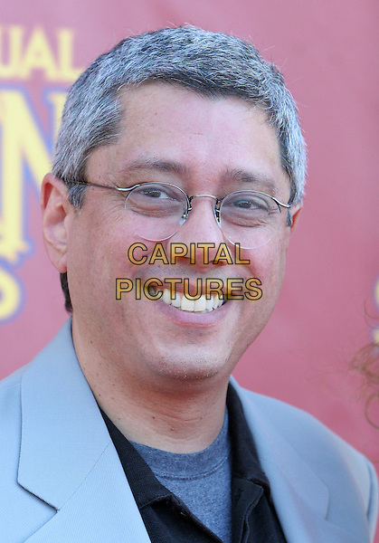 DEAN DELVIN.33rd Annual Saturn Awards presented by the Academy Of Science Fiction, Fantasy and Horror Films held at the Universal City Hilton Hotel,Universal City, California, USA, 10 May 2007..portrait headshot glasses.CAP/ADM/CH.©Charles Harris/AdMedia/Capital Pictures.