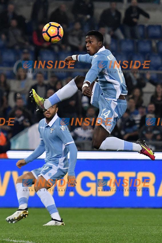 Keita Balde Diao Lazio <br /> Roma 26-10-2016  Stadio Olimpico <br /> Football Calcio Serie A 2016/2017 Lazio - Cagliari <br /> Foto Andrea Staccioli / Insidefoto