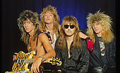 Mar 1988: DOKKEN - Photosession in London