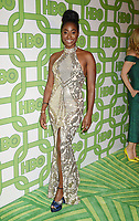 BEVERLY HILLS, CA - JANUARY 06: Kirby Howell-Baptiste attends HBO's Official Golden Globe Awards After Party at Circa 55 Restaurant at the Beverly Hilton Hotel on January 6, 2019 in Beverly Hills, California.<br /> CAP/ROT/TM<br /> &copy;TM/ROT/Capital Pictures