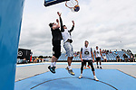 "3 on 3 basketball at ""The Pit"", 25 November 2017"