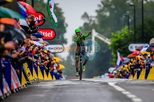 Lars Boom, Belkin, Tour de France, Stage 5: Ypres > Arenberg Porte du Hainaut, UCI WorldTour, 2.UWT, Wallers, France, 9th July 2014, Photo by Thomas van Bracht / Peloton Photos