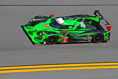 28-31 January, 2016, Daytona Beach, Florida USA<br /> 2, Honda HPD, Ligier JS P2, P, Scott Sharp, Ed Brown, Joannes van Overbeek, Luis Felipe Derani<br /> ©2016, F. Peirce Williams<br /> LAT Photo USA