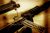 WWI Machine Guns and bullets