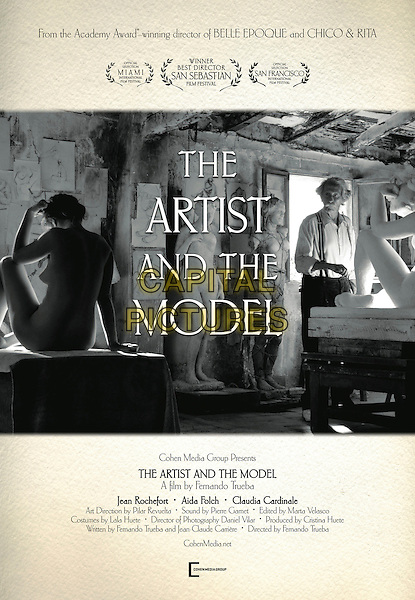 AMERICAN POSTER ART<br /> in The Artist and the Model (2012) <br /> (El artista y la modelo)<br /> *Filmstill - Editorial Use Only*<br /> CAP/FB<br /> Image supplied by Capital Pictures