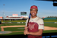 Marcus Smith during the Under Armour All-America Tournament powered by Baseball Factory on January 17, 2020 at Sloan Park in Mesa, Arizona.  (Zachary Lucy/Four Seam Images)