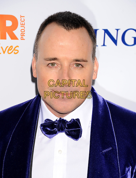 David Furnish.Trevor Live at The Hollywood Palladium in Hollywood, California, USA..December 4th, 2011.headshot portrait black purple velvet tuxedo white shirt.CAP/ROT/TM.©Tony Michaels/Roth Stock/Capital Pictures