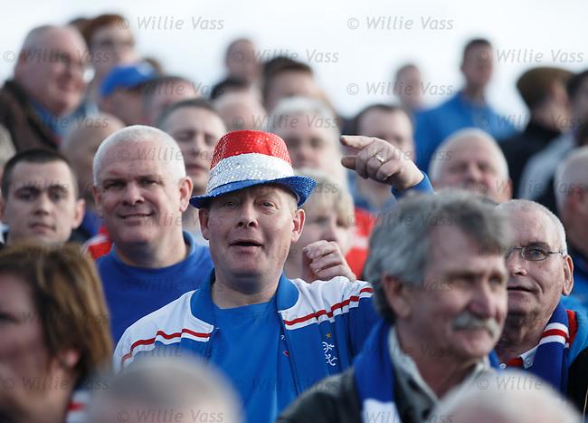Rangers fans