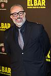 """Alex de la Iglesia attends the premiere of the film """"El bar"""" at Callao Cinema in Madrid, Spain. March 22, 2017. (ALTERPHOTOS / Rodrigo Jimenez)"""