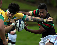 170708 Auckland Premier Club Rugby - Mt Wellington v Waitemata
