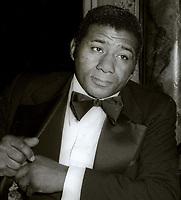 Floyd Patterson Undated<br /> Photo By John Barrett/PHOTOlink