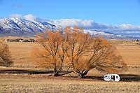 Near Arimo, Idaho.