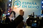 International media covering what happened at Genova in Madrid, December 20, 2015<br /> (ALTERPHOTOS/BorjaB.Hojas)