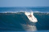 BEN DUNN (AUS) Off The Wall-Backdoor, North Shore of Oahu, Hawaii. Photo: joliphotos.com
