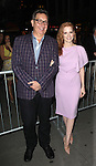 Moises Kaufman & Jessica Chastain attending the Opening Night Performance of the Roundabout Theatre Production of  'If There Is I Haven't Found It Yet' at the Laura Pels Theatre in New York City on 9/20/2012.