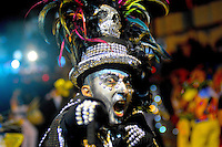 BARRANQUILLA  -COLOMBIA,18-02-2017. Desfile de la Guacherna.Carnavales de Barranquilla./ Parade of the  Guacherna. Photo:VizzorImage / Alfonso Cervantes  / Contribuidor
