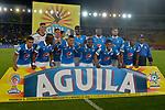Millonarios igualó como local 1-1 ante Rionegro Águilas. Fecha 4 Liga Águila II-2017.