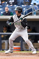 April 14, 2007:  Mike Massaro of the Kane County Cougars at Elfstrom Stadium in Geneva, IL  Photo by:  Chris Proctor/Four Seam Images