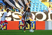 ATENÇÃO EDITOR: FOTO EMBARGADA PARA VEÍCULOS INTERNACIONAIS. - RIO DE JANEIRO, RJ, 09 DE SETEMBRO DE 2012 - CAMPEONATO BRASILEIRO - BOTAFOGO X NAUTICO - Jadson, jogador do Botafogo, durante partida contra o Nautico, pela 23a rodada do Campeonato Brasileiro, no Stadium Rio (Engenhao), na cidade do Rio de Janeiro, neste domingo, 09. FOTO BRUNO TURANO BRAZIL PHOTO PRESS