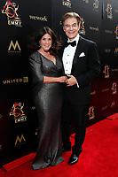 PASADENA - May 5: Lisa Oz, Dr. Mehmet Oz at the 46th Daytime Emmy Awards Gala at the Pasadena Civic Center on May 5, 2019 in Pasadena, California