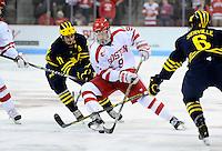 BU MIHOC vs. Michigan 10/25/2014