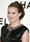 Leighton Meester arrives at Chanel's Launch of Highly Anticipated New Concept Boutique on Robertson Boulevard on May 29, 2008 in Los Angeles, California.