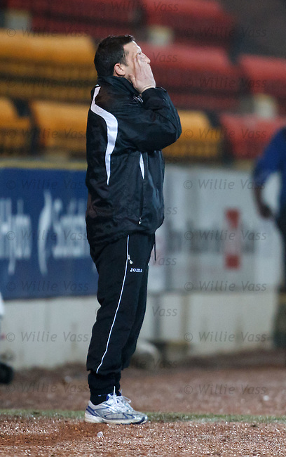 Agony for Derek McInnes as St Johnstone can't find the finish