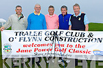 .CLASSIC: Ger Power who organized the Jane Power Golf Classic at Tralee Golf Club on Saturday were members of the AIB Investment & Protection Group who played sponsored by O'Flynn Construction at Tralee Golf Club on Saturday Stephen Stack, John O'Doherty,Ger Power, Billy Keane and Denis Brosnan. ......   Copyright Kerry's Eye 2008