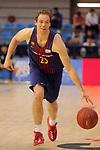 XXXVIII Lliga Nacional Catalana ACB 2017.<br /> FC Barcelona Lassa vs BC Morabanc Andorra: 89-70<br /> Petteri Koponen.