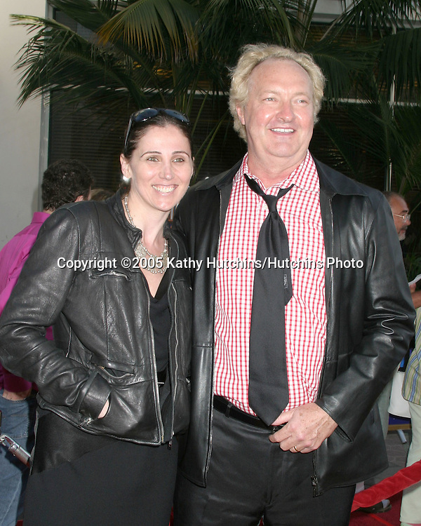 Randy Quaid, wife.Cinderella Man World Premiere.Gibson Amphitheatre.Universal City Walk.Los Angeles, CA.May 23, 2005.©2005 Kathy Hutchins / Hutchins Photo