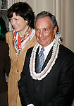 Diana Taylor & Mayor Michael Bloomberg.attending Bette Midler's New York Restoration Project's (NYRP) HULAWEEN Benefit Gala at the Waldorf Astoria Hotel in New York City..October 31, 2007.© Walter McBride /