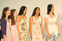 The Harker School - US - Upper School - PA - Harker Spring Choral Concert featuring Bel Canto, Cantilena, Camerata, Downbeat, and Guys' Gig - Photo by Kyle Cavallaro