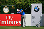 Matthew Nixon (ENG) tees off on the 1st tee during Day 2 of the BMW International Open at Golf Club Munchen Eichenried, Germany, 24th June 2011 (Photo Eoin Clarke/www.golffile.ie)