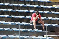 BARUERI, SP, 05.02.2017 - AUDAX-SÃO PAULO - Arquibancas vazias  durante partida entre o Audax e São Pao, pela 1ª rodada do Campeonato Paulista 2017, na Arena Barueri, na tarde deste domingo, 05.  (Foto: Adriana Spaca/Brazil Photo Press)