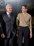 """Madrid, Spain: 22-10-2012 - CHARLOTTE CASIRAGHI.attends the 'Cartier Exhibition' with Cartier International President and CEO Bernard Fornas at the Museum Thyssen Bornemisza..Mandatory Credit Photo: ©NEWSPIX INTERNATIONAL..                 **ALL FEES PAYABLE TO: """"NEWSPIX INTERNATIONAL""""**..IMMEDIATE CONFIRMATION OF USAGE REQUIRED:.Newspix International, 31 Chinnery Hill, Bishop's Stortford, ENGLAND CM23 3PS.Tel:+441279 324672  ; Fax: +441279656877.Mobile:  07775681153.e-mail: info@newspixinternational.co.uk"""